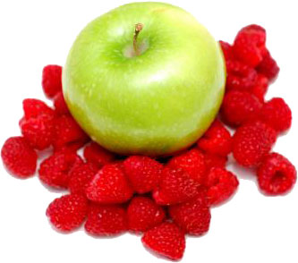 Apple Raspberry